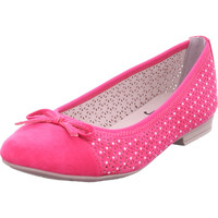 Schuhe Damen Ballerinas Jana Woms Ballerina PINK