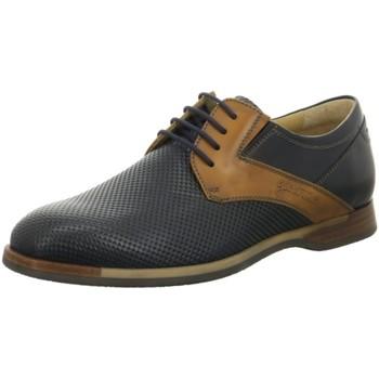 Schuhe Herren Derby-Schuhe Galizio Torresi Schnuerschuhe 319180S blau