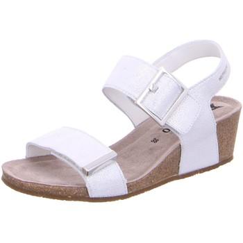 Schuhe Damen Sandalen / Sandaletten Mephisto Sandaletten Morgana 4377-P5129902 silber