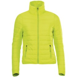 Kleidung Damen Daunenjacken Sols RIDE WINTER WOMEN Verde