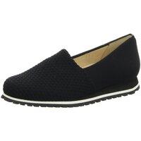 Schuhe Damen Slipper Hassia Slipper 301687-0100 schwarz
