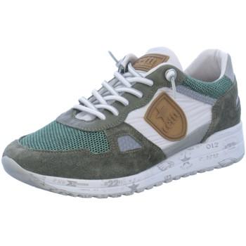 Schuhe Herren Sneaker Low Cetti  grün