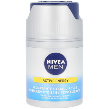 Beauty Herren pflegende Körperlotion Nivea Men Skin Energy Crema Hidratante Q10  50 ml