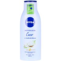 Beauty pflegende Körperlotion Nivea Aceite En Locion Coco & Aceite De Monoi  400 ml