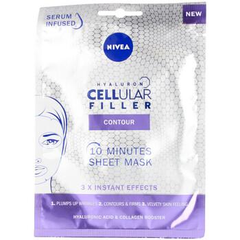 Beauty Damen Serum, Masken & Kuren Nivea Hyaluron Cellular Filler Contour Kur/maske Facial 1 u