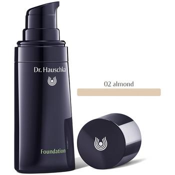 Beauty Damen Make-up & Foundation  Dr. Hauschka Foundation 02-almond