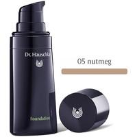Beauty Damen Make-up & Foundation  Dr. Hauschka Foundation 05-nutmeg