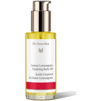 Beauty Damen pflegende Körperlotion Dr. Hauschka Lemon Lemongrass Vitalizing Body Oil