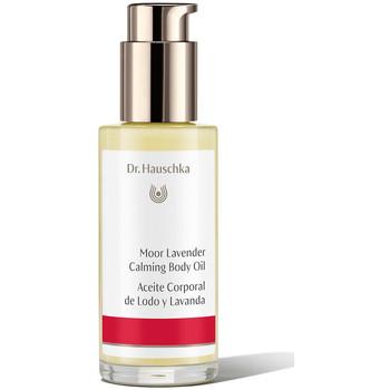 Beauty Damen pflegende Körperlotion Dr. Hauschka Moor Lavender Calming Body Oil