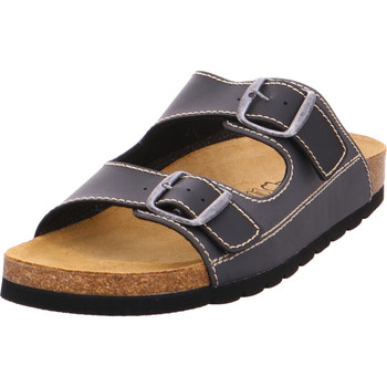Schuhe Herren Pantoffel Big Dream - 680044 schwarz