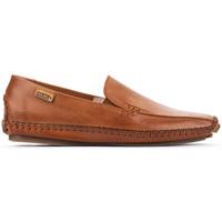 Schuhe Damen Slipper Pikolinos JEREZ 578 BRANDY