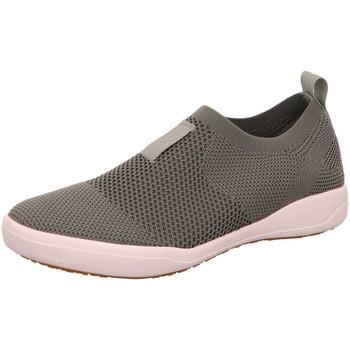 Schuhe Damen Slip on Josef Seibel Slipper Sina 64 68864-324-605 schilf 68864-324-605 grün