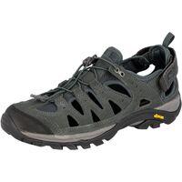 Schuhe Herren Sportliche Sandalen Brütting Chamberlin grau
