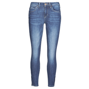 Kleidung Damen Cargo Hosen Only ONLKENDELL Blau