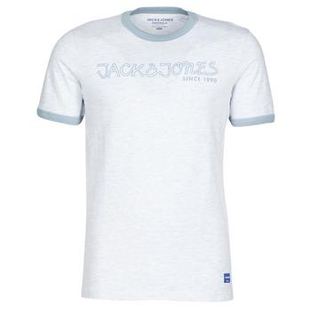 Kleidung Herren T-Shirts Jack & Jones JORLEGEND Weiss