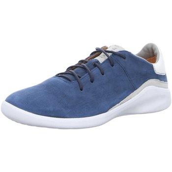 Schuhe Herren Sneaker Low Think Schnuerschuhe 6-86620-90 blau