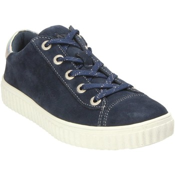 Schuhe Mädchen Sneaker Low Lurchi Schnuerschuhe Nelia navy 33-13231-22 blau