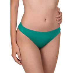 Kleidung Damen Bikini Ober- und Unterteile Lisca Brasilianische Badeanzug-Strümpfe Gran Canaria Dunkelgrün