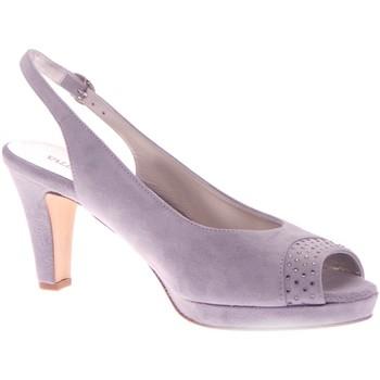 Schuhe Damen Sandalen / Sandaletten Valleverde VALERYPL7 Multicolore