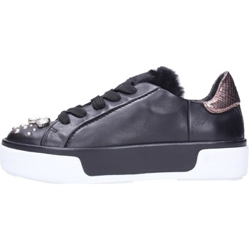 Schuhe Damen Sneaker Low Janet Sport 42729 Multicolore