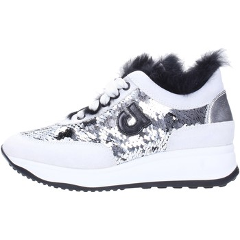 Schuhe Damen Sneaker Low Agile By Ruco Line 1304 A TEX SOFT Multicolore