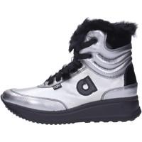 Schuhe Damen Sneaker High Agile By Ruco Line 1308 A TARSIA LAPIN Multicolore