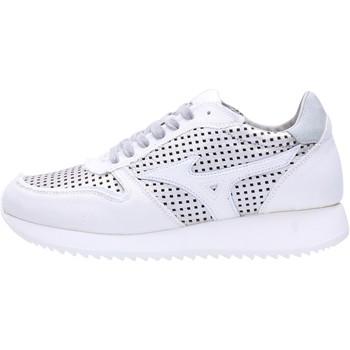 Schuhe Damen Sneaker Low Mizuno 196003 Multicolore