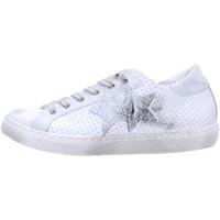 Schuhe Damen Sneaker Low 2 Stars 2200 Multicolore