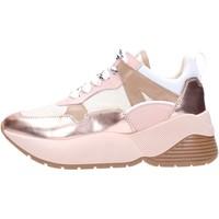Schuhe Damen Sneaker Low Janet Sport 43780 Multicolore