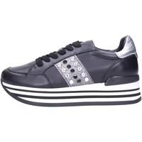 Schuhe Damen Sneaker Low Janet Sport 44701 Multicolore