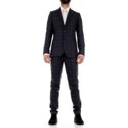Kleidung Herren Anzüge Mulish CBR-AB7200Q blau