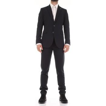 Kleidung Herren Anzüge Mulish 50SPECIAL-AB7200 blau