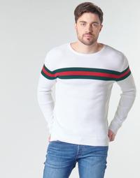 Kleidung Herren Pullover Casual Attitude MIRANDA Weiss