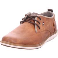 Schuhe Herren Derby-Schuhe & Richelieu Mustang - 4111303-307 braun