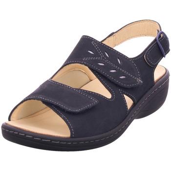 Schuhe Damen Sandalen / Sandaletten Belvida - 10/305 blau