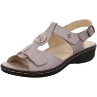 Schuhe Damen Sandalen / Sandaletten Hickersberger Sandaletten 5108-1112 braun