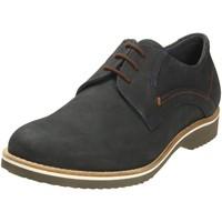Schuhe Herren Derby-Schuhe Sioux Schnuerschuhe Dilip 37794 tempesta Milan 37794 blau