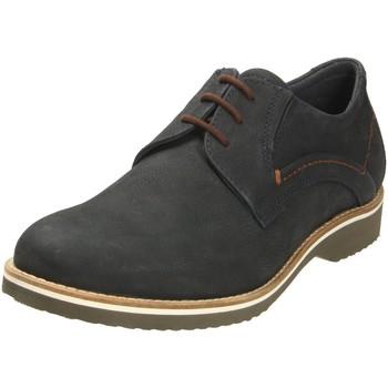 Schuhe Herren Derby-Schuhe Sioux Schnuerschuhe 37794 blau
