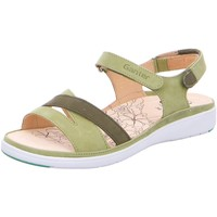 Schuhe Damen Sandalen / Sandaletten Ganter Sandaletten Gina 9-200112-5255 9-200112-5255 grün