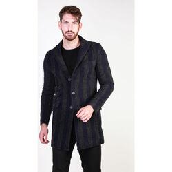 Kleidung Herren Mäntel Made In Italia - amerigo Blau