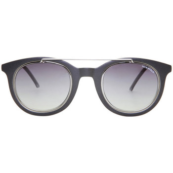 Uhren & Schmuck Damen Sonnenbrillen Made In Italia - senigallia Grau