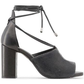 Schuhe Damen Sandalen / Sandaletten Made In Italia - amalia Schwarz