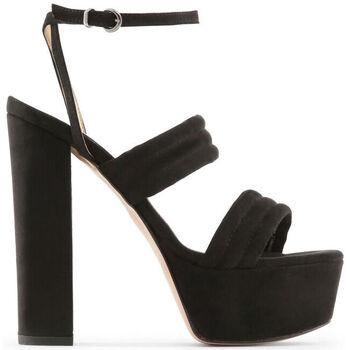 Schuhe Damen Sandalen / Sandaletten Made In Italia - fedora Schwarz