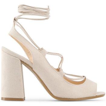 Schuhe Damen Sandalen / Sandaletten Made In Italia - linda Braun