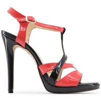 Schuhe Damen Sandalen / Sandaletten Made In Italia - iolanda Schwarz