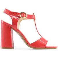 Schuhe Damen Sandalen / Sandaletten Made In Italia - arianna Rot