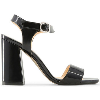 Schuhe Damen Sandalen / Sandaletten Made In Italia - angela Schwarz