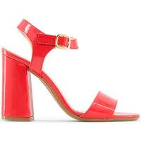 Schuhe Damen Sandalen / Sandaletten Made In Italia - angela Rot