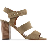 Schuhe Damen Sandalen / Sandaletten Made In Italia - teresa Braun