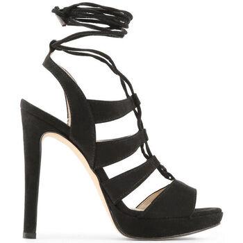 Schuhe Damen Sandalen / Sandaletten Made In Italia - flaminia Schwarz